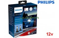 Kit LED H4 Philips X-TremeUltinon gen2 22W 5800K