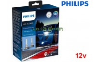 Kit LED H1 Philips X-TremeUltinon 20W 5800K
