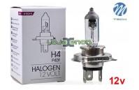 Lâmpada Halogéneo H4 60/55W 12V M-Tech - Individual