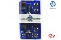 Kit Lâmpadas Substituição Halogéneo 2x H7 12V M-Tech