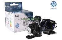 Lanterna LED de cabeça Cree 800 Lm M-Tech