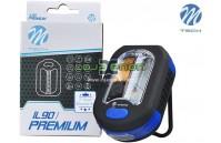 Lanterna LED de bolso 12 SMD Osram 250 Lm M-Tech