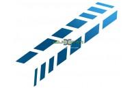 Car Design Sticker SHADES 9x77cm Várias Cores Foliatec