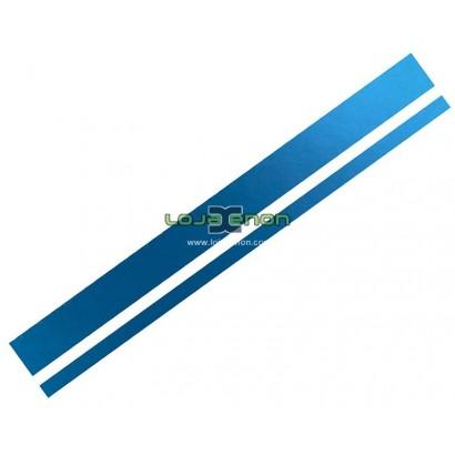 Car Design Sticker LINES 5.8x360cm Várias Cores Foliatec