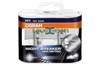 H1 OSRAM NIGHT BREAKER Unlimited H1 DUO - 55W Halogéneo