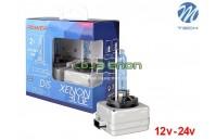 Lâmpadas Xenon M-Tech Powertec Xenon Blue 6500K D1s, D2r, D2s, D3s, D4s Pack Duo