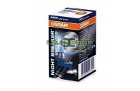 H11 OSRAM NIGHT BREAKER Unlimited H11 - 55W Halogéneo