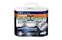 HB3 OSRAM NIGHT BREAKER Unlimited HB3 DUO - 60W Halogéneo