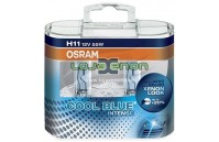 OSRAM Cool Blue Intense 4200k H11 DUO - 55W Halogéneo