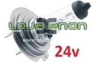 Lâmpada H7 70W Halogéneo 24V - Amarelo