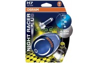 OSRAM Night Racer Plus H7 - DUO 55w - Moto