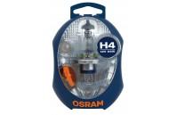 Kit Lâmpadas de Substituição H4 12v OSRAM
