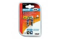 H6W Bax9s 4500K - 6W Halogéneo - Blister