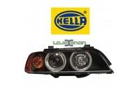 Farol Direito Hella BMW E39 2000-2004