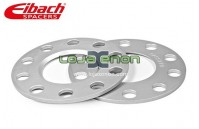 Espaçadores Eibach Pro-Spacer - 8mm 5/112 centro 57 Sistema 1 - Cinza Anodizado - S90-1-08-002