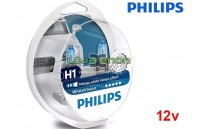 Lâmpadas Halogéneo WhiteVision Philips - Duo Pack