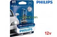 Lâmpada Halogéneo WhiteVision Philips - Pack Individual Blister