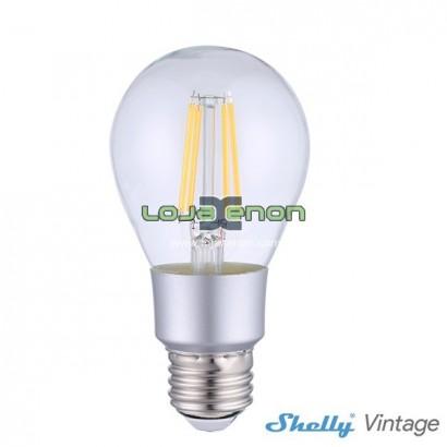 Shelly Vintage lâmpada led WiFi E27 A60 7W
