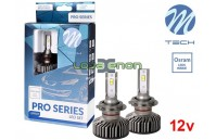Kit Led M-Tech PRO Canbus com LED Osram 40w
