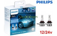 Kit LED HB3 HB4 Philips Ultinon Essential 24W 6500K