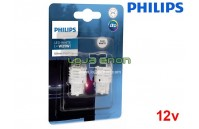 Lâmpadas LED W21W 6000K Philips Ultinon Pro3000 - Pack Duo Blister