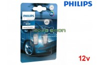 Lâmpadas LED W5W T10 6000K Philips Ultinon Pro3000 - Pack Duo Blister