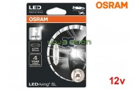 Lâmpada LED C5W 36mm 6000K Osram LEDriving SL - Pack Individual