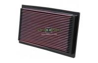 Filtro de ar K&N 33-2029 Audi 80, 100, A6, S4 / VW Corrado, Passat, Jetta, Golf