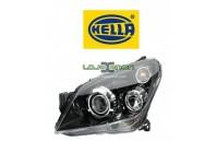 Farol Xenon Hella D2s esquerdo Astra H (2004-2009)