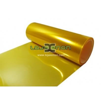 Película Amarela para faróis - Várias Medidas