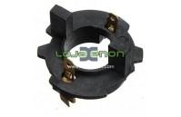 Adaptador / Casquilho lâmpada Xenon Opel Corsa C - H7