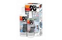 Kit limpeza K&N filtro Ar Condicionado