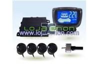 Sensores de estacionamento com monitor (18mm)