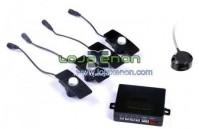 Sensores de estacionamento buzzer tipo OEM (18mm)