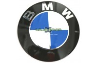 Símbolo Autocolante BMW 65mm