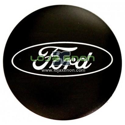Símbolo Autocolante Ford 60mm