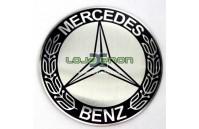 Símbolo Autocolante Mercedes 60mm