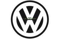 Símbolo Autocolante VW- Várias Medidas