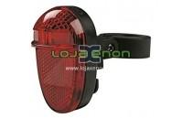 Osram LEDsBIKE RX2 Luz traseira para bicicletas
