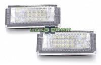 Farolins de matrícula em Led - Mini R50 R52 R53