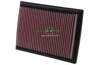 Filtro de ar K&N 33-2201 Kia e Hyundai