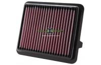 Filtro de ar K&N 33-2433 Honda Jazz, Insight