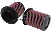 Filtro de Ar K&N E-0668 Audi R8 4.2 (2 filtros)