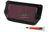 Filtro de Ar K&N HA-1199 Moto Honda CBR, CB, X-11