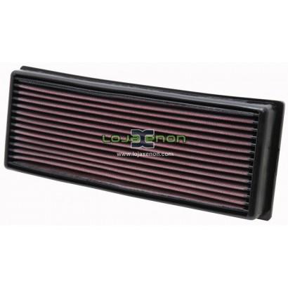 Filtro de Ar K&N 33-2001 Audi 80 90 Coupe, VW Golf II Scirocco, Volvo, Opel Kadett, Fiat Regatta, Ford Escort