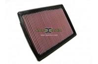 Filtro de ar K&N 33-2749 Ford Galaxy, Seat Alhambra, VW Sharan