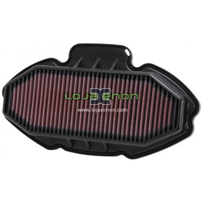 Filtro de Ar K&N HA-7012 Honda NC700, Integra 670 - Loja Xenon