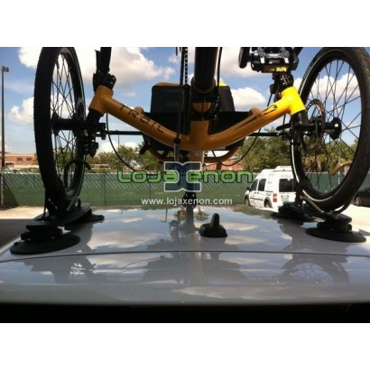Suporte SeaSucker Trike Rack 3 rodas