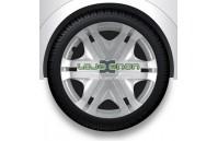 Tampões de Roda Jante ABS Vision 13
