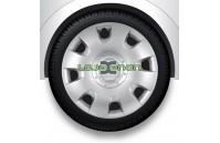 Tampões de Roda Jante ABS Radius 13